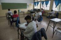 Este lunes vuelven las clases presenciales en Río Negro
