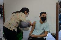 Llegaron más de 37 mil vacunas contra el Covid-19