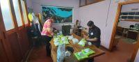 Infractores comienzan con las horas de trabajo comunitario
