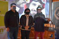 Homenajearon a deportistas de invierno en el Cerro Catedral