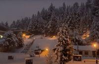 Cerro Catedral amaneció con mucha nieve