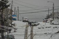 Ingresa un frente de aire polar que traerá más nieve, lluvia y viento