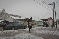 El pronóstico anuncia que seguirá nevando en Bariloche
