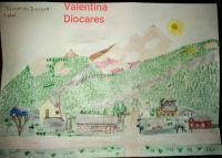Chicos y chicas del barrio Pilar 1 festejaron su día dibujando a su barrio