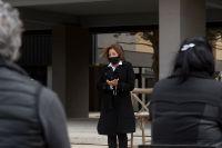 Carreras destacó el accionar policial en la desaparición de Frutos