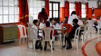 Este lunes retomarán sus actividades los comedores escolares