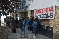 Fiscalía y querella pidieron la máxima pena para Vásquez por la muerte de Lucas Caro
