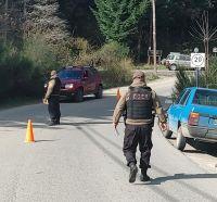 Refuerzan plan de seguridad en el Oeste de Bariloche