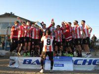"""¡El """"Pincha"""" es el dueño de la Copa Bariloche!"""