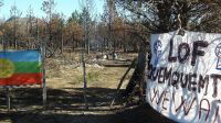"""Ocupación en Cuesta del Ternero: """"hemos vuelto a este territorio para vivir sanamente"""""""