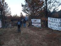 Desalojaron la ocupación en Cuesta del Ternero