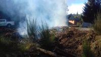 Desde este lunes, quedan prohibidas las quemas de material forestal
