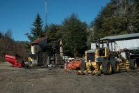 Formalizaron la denuncia por los ataques incendiarios en El Bolsón y Bariloche