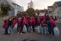 Volvió el turismo estudiantil a Bariloche