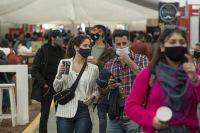 Con gran concurrencia de público se vive la Feria de Bariloche a la Carta