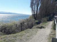 Acceso público al lago: Pasan los años y se multiplican los reclamos