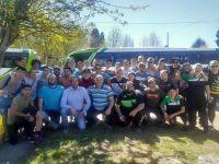 Alborada y San Esteban debutan en Río Gallegos