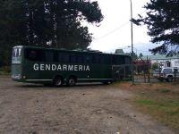 Arribó el refuerzo de Gendarmería a la región
