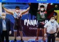 Dante Pizzuti brilló en México y sumó tres podios en el Panamericano