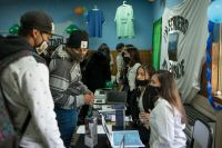 La Esrn 44 volvió a tener su Feria de Turismo de forma presencial