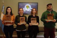 Los mejores chefs de Bariloche a la Carta recibieron sus distinciones