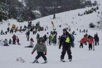Los instructores de esquí no deberán abonar el canon de la temporada 2021