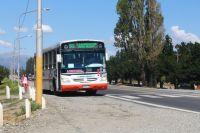 Duro momento para la línea de transporte  que une Dina Huapi - Bariloche