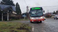 La línea 33 amplía su frecuencia entre Bariloche y Dina Huapi
