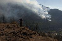 Aporte a productores y pobladores afectados por los incendios en Cuesta del Ternero