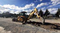 Amplían el presupuesto para la obra de pavimentación en el Km13