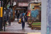 Alerta por vientos fuertes y tormenta en Bariloche y alrededores