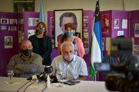 UTHGRA posterga la huelga de hambre