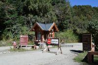 Restricción total para el ingreso a las áreas del Parque Nacional