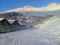 Así está el cerro Catedral y se espera más nieve para el fin de semana