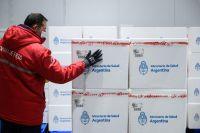 Llegan más de 7 mil vacunas a Río Negro