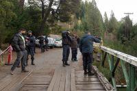 Se conoció informe preliminar de la autopsia de la joven que cayó al arroyo Goye