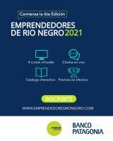 Banco Patagonia lanza la sexta edición del programa Emprendedores de Río Negro