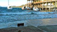 Se esperan fuertes ráfagas de viento en la zona norte del Parque Nacional