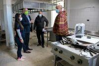Remodelarán la cocina del hospital zonal