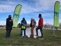 Provincia entregó un aporte por más de 2 millones de pesos a la Liga de Fútbol de Bariloche