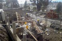 Avanzan tres obras en instituciones de Bariloche