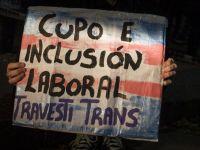 """García Larraburu sobre la ley de cupo laboral trans: """"saldamos una deuda histórica"""""""