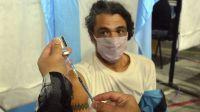 Más del 34% de la población rionegrina está vacunada con al menos una dosis
