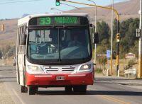 En Dina Huapi también aumentaron la tarifa de la Línea 33