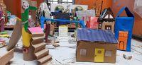 La Escuela n° 343 realizó un trabajo inspirado en los barrios que la rodean