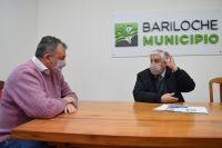 Estudiantes del Instituto Superior Patagónico realizarán pasantías en el municipio