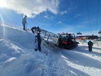 Ante la falta de nevadas, redoblan los esfuerzos para mantener abiertas las pistas en el Cerro Catedral