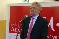 La UNRN declaró tres días de Duelo por la muerte de Juan Carlos Del Bello
