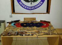 Secuestran elementos que podrían estar vinculados a robos realizados en Bariloche y Neuquén