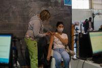 """Iberó: """"Lo que ha logrado la juventud al acercarse y vacunarse es maravilloso"""""""